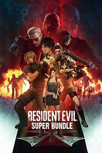 Super Coleção Resident Evil