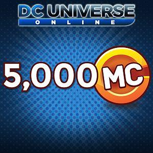 5,000 Marketplace Cash Xbox One