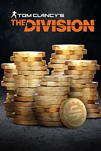 Carátula del juego Tom Clancy's The Division – 7200 Premium Credits Pack