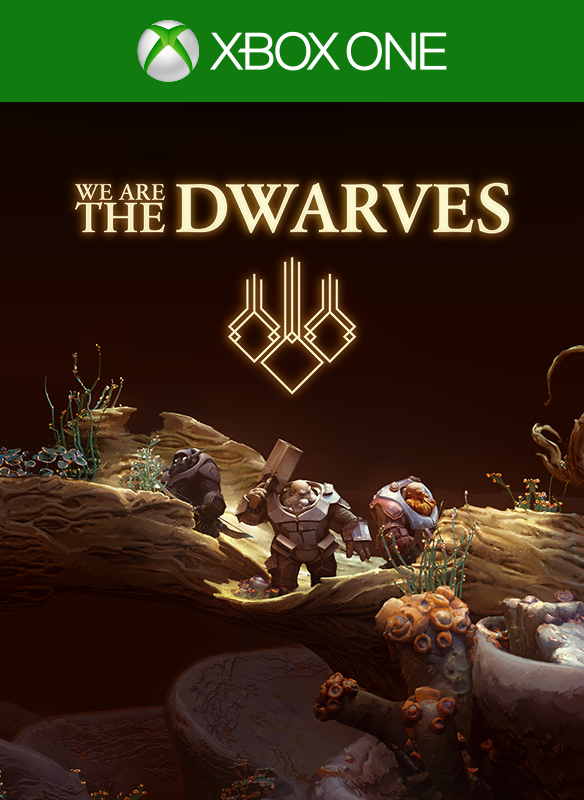 We Are the Dwarves boxshot