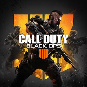 Call of Duty®: Black Ops 4 - Pre-Order Xbox One