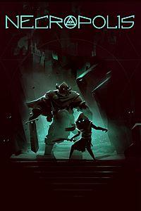Carátula del juego Necropolis