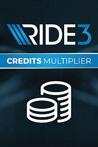 Carátula del juego RIDE 3 - Credits Multiplier