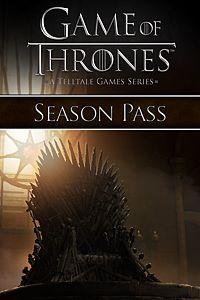 Carátula del juego Game of Thrones - Season Pass (Episodes 2-6) de Xbox One