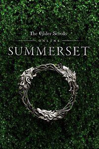 Carátula del juego The Elder Scrolls Online: Summerset