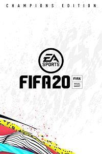 Carátula del juego EA SPORTS FIFA 20 Champions Edition