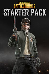 Carátula del juego PUBG - Starter Pack