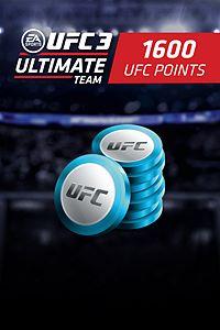 Carátula del juego EA SPORTS UFC 3 - 1600 UFC POINTS