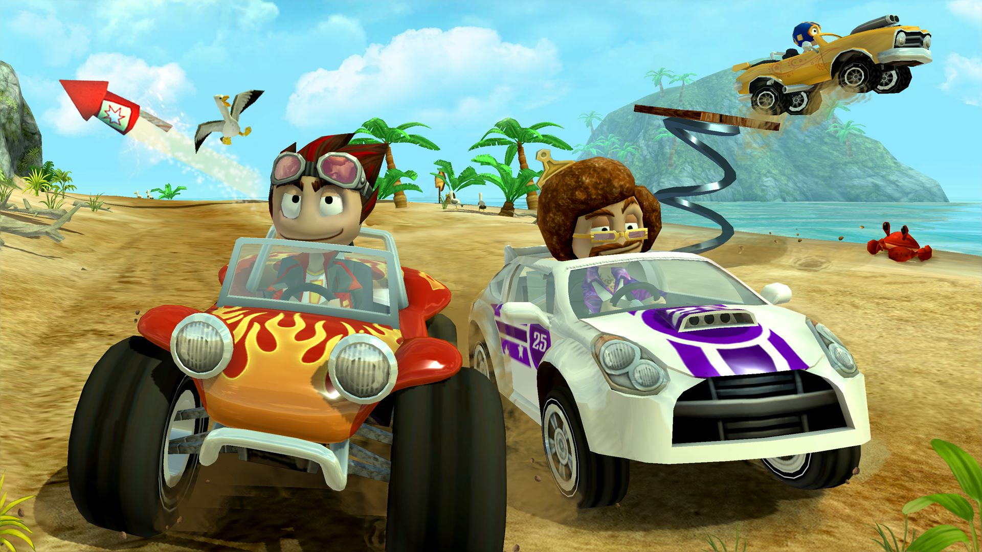 Image currently unavailable. Go to www.generator.bulkhack.com and choose Beach Buggy Racing image, you will be redirect to Beach Buggy Racing Generator site.