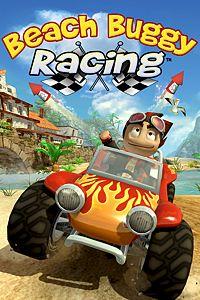 Carátula del juego Beach Buggy Racing