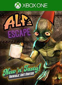 Oddworld: New 'n' Tasty - Alf's Escape DLC boxshot