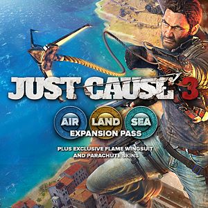 Just Cause 3: Air, Land & Sea Expansion Pass Xbox One