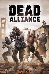 Carátula del juego Dead Alliance