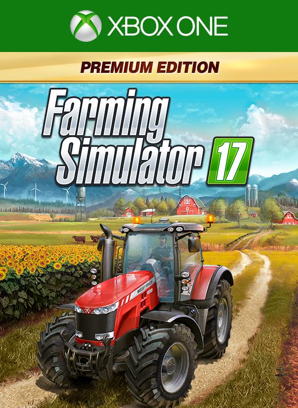 Farming Simulator 17 - Premium Edition boxshot