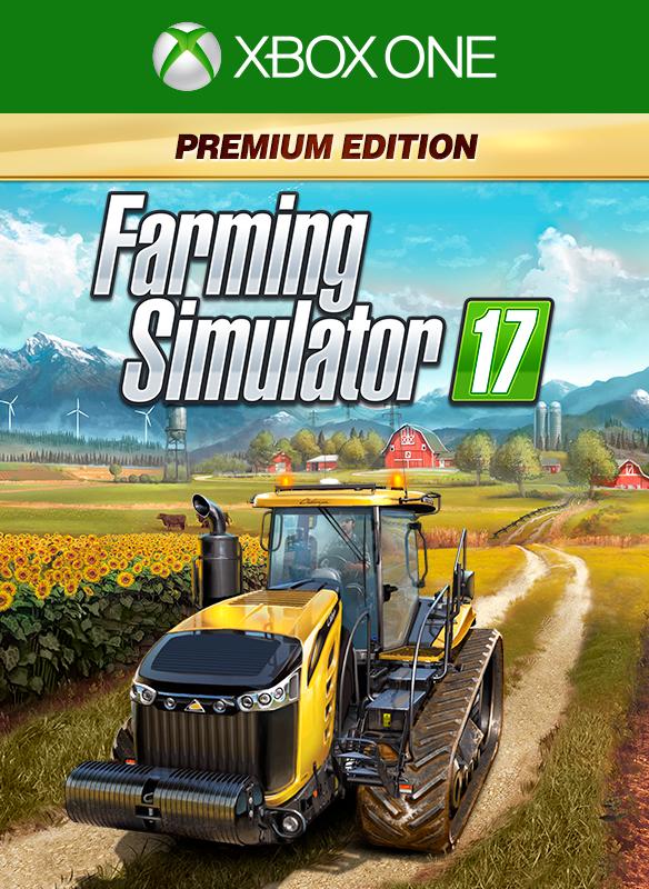Farming Simulator 17: Premium Edition boxshot