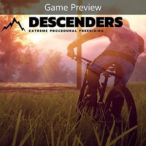 Descenders (Game Preview) Xbox One