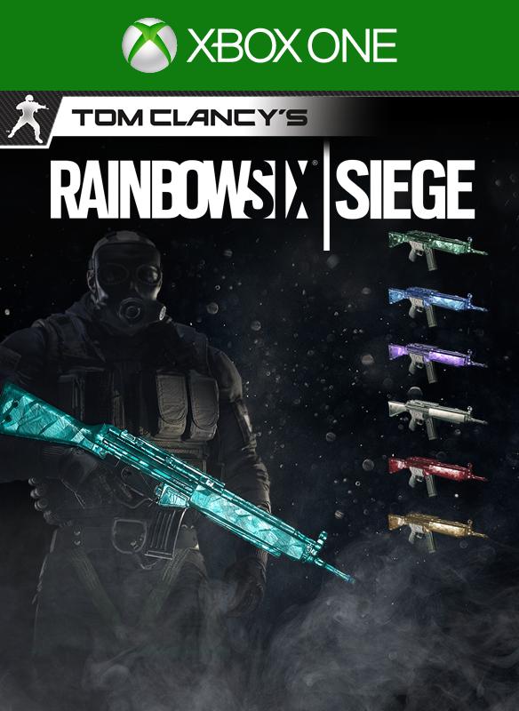 Tom Clancy's Rainbow Six Siege: GEMSTONES BUNDLE boxshot