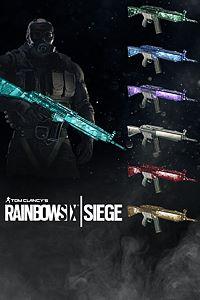 Tom Clancy's Rainbow Six Siege: BUNDLE GEMAS