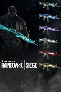 Carátula del juego Tom Clancy's Rainbow Six Siege: GEMSTONES BUNDLE de Xbox One