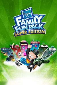 Carátula del juego Hasbro Family Fun Pack - Super Edition de Xbox One