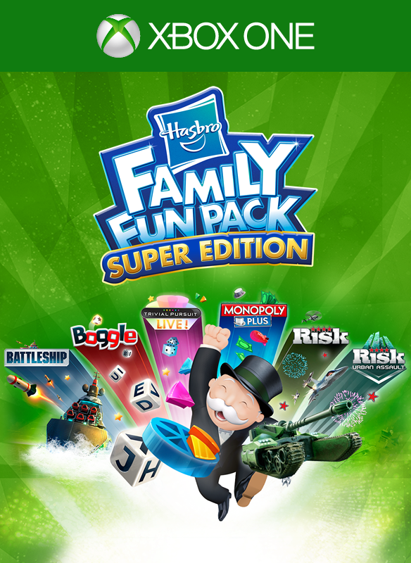 Hasbro Family Fun Pack Super Edition boxshot