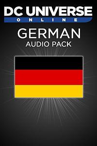 Carátula del juego German Audio Pack (FREE)