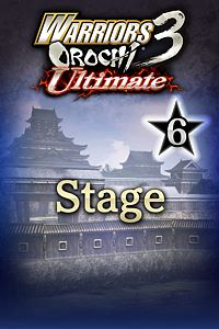 Carátula del juego WARRIORS OROCHI 3 Ultimate STAGE PACK 6