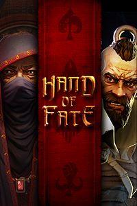 Carátula para el juego Hand of Fate de Xbox 360