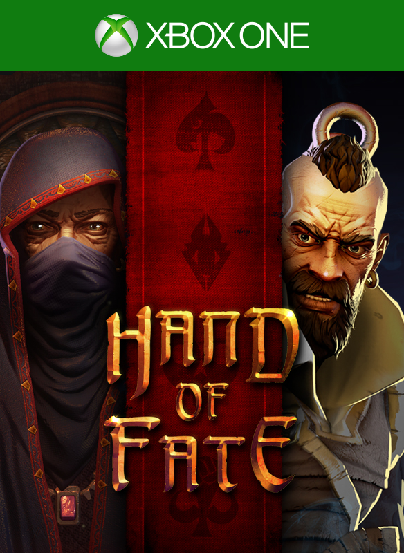 Hand of Fate boxshot