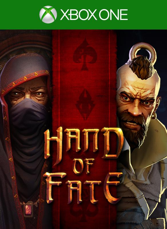 Hand of Fate boxshot