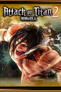 Carátula del juego Attack on Titan 2 Deluxe Edition with Bonus