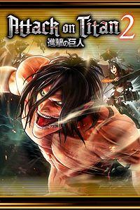 Carátula del juego Attack on Titan 2 Deluxe Edition with Bonus