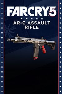 Carátula del juego AR-C Assault Rifle with Unique Skin