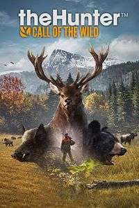 Carátula para el juego theHunter: Call of the Wild de Xbox 360
