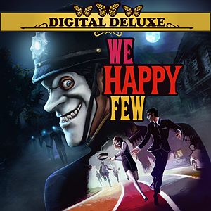 We Happy Few Digital Deluxe Xbox One