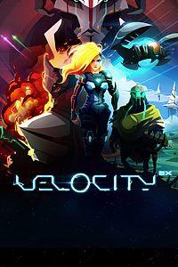 Carátula del juego Velocity 2X