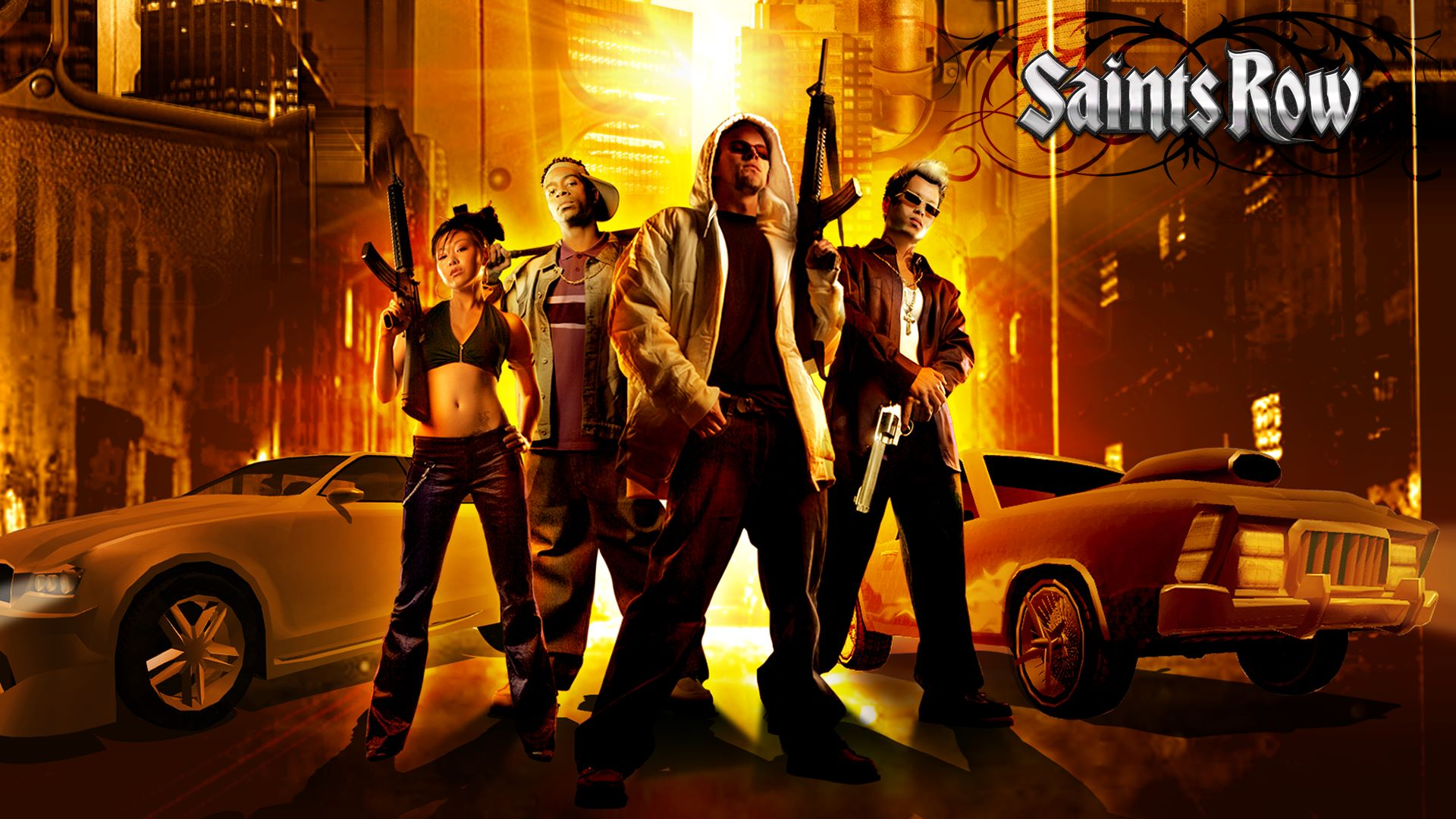 saints row the third download size