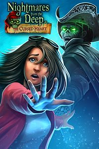 Carátula del juego Nightmares from the Deep: The Cursed Heart de Xbox One