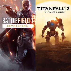 Battlefield™ 1 & Titanfall™ 2 Ultimate-paket Xbox One