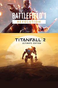 Battlefield 1 & Titanfall 2 for Xbox One [Digital Download]