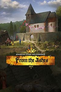 Carátula del juego Kingdom Come: Deliverance - From the Ashes