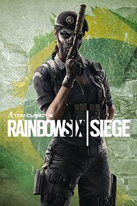 Carátula del juego Tom Clancy's Rainbow Six Siege: Caveira