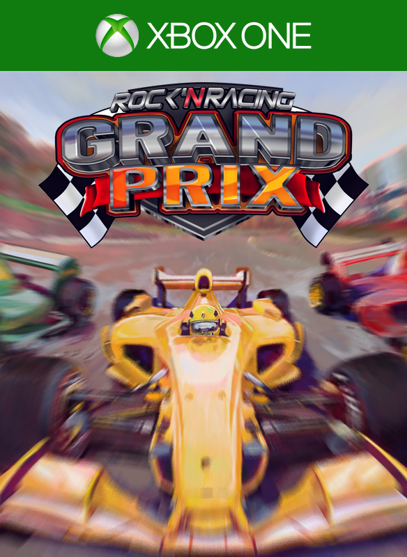 Grand Prix Rock 'N Racing boxshot