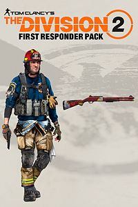 Carátula del juego Tom Clancy's The Division 2 - First Responder Pack