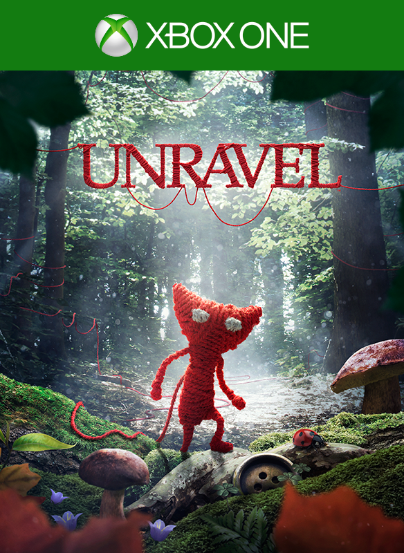 Unravel boxshot