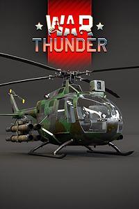Carátula del juego War Thunder - BO 105 CB-2 Pack