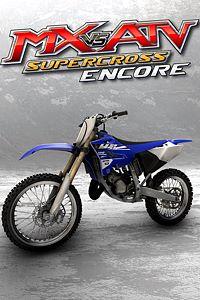 Carátula del juego 2015 Yamaha YZ125 MX