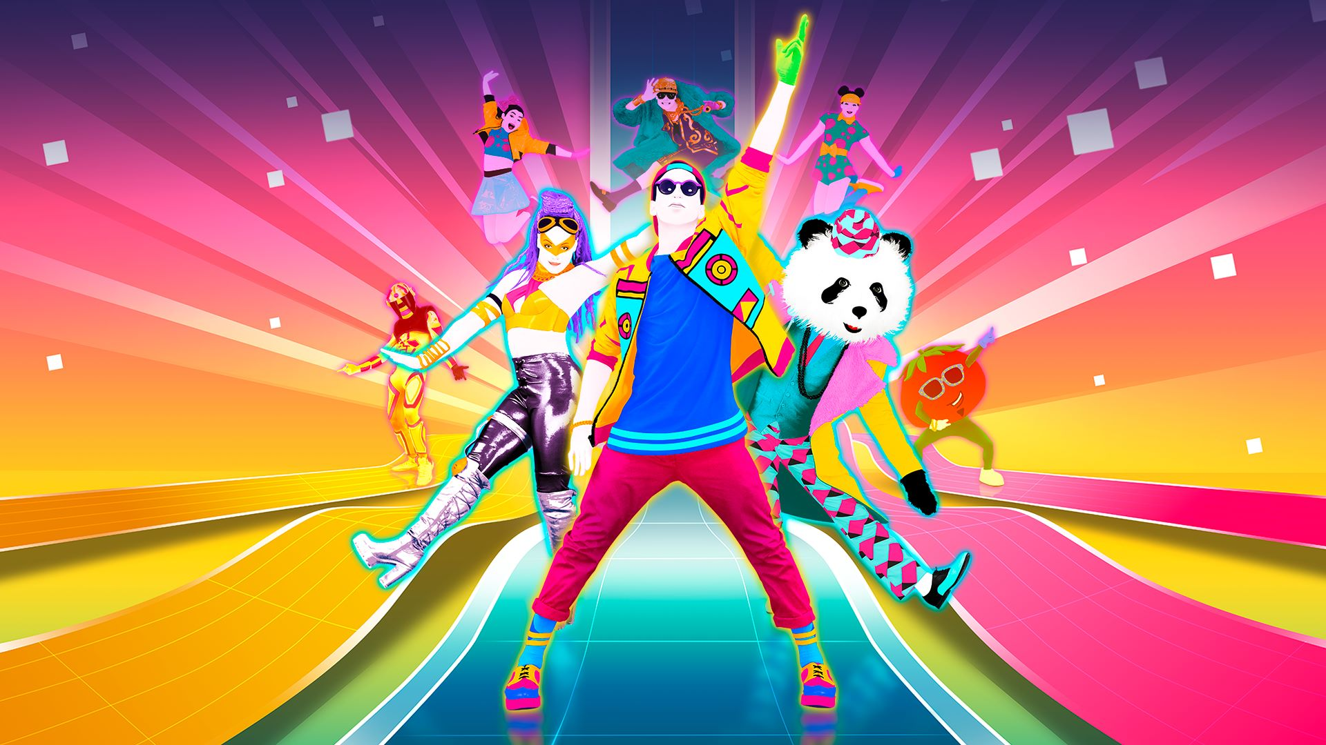 Just Dance 2018_26 on Daddy Yankee News And Pictures