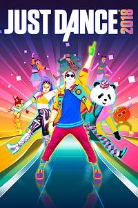 Carátula del juego Just Dance 2018 para Xbox One