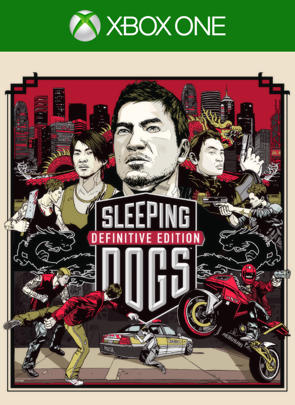 Sleeping Dogs: Definitive Edition boxshot